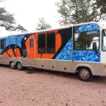 Inspiring RV Vinyl Decals and Why I Did it
