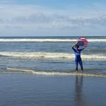 Helene Neville – World Record Finish