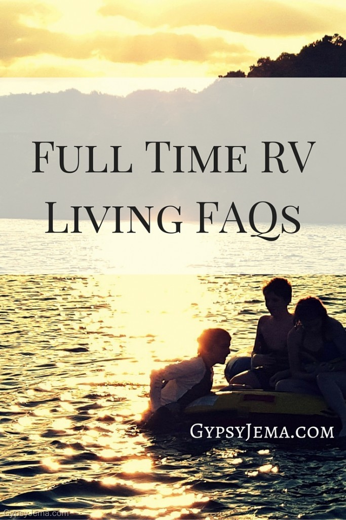What is it like to live in an RV