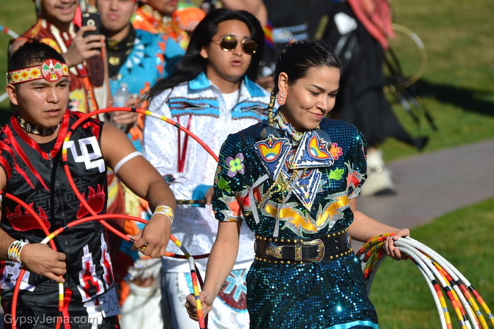 World Hoop Dance Contest Shares Tradition at Heard Museum