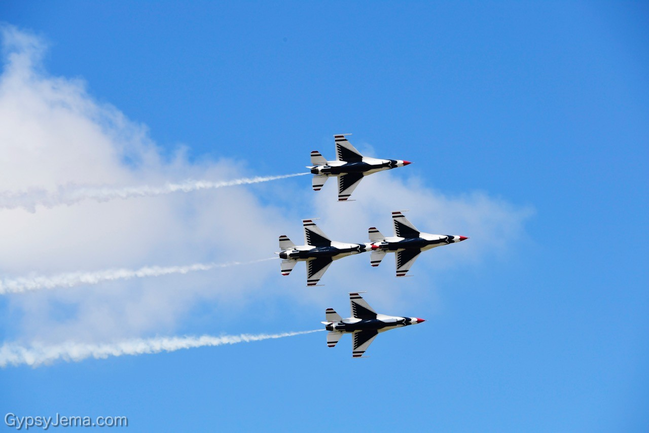 The Wonders of the Free Air Show in Shreveport